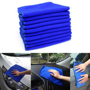 10x-LARGE-MICROFIBRE-CLEANING-AUTO-CAR-DETAILING-SOFT-CLOTHS-WASH-TOWEL-DUSTER