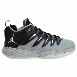 1a192482776c0 Details about Jordan CP3.IX Big Kids 810871-003 Black Wolf Grey Basketball  Shoes Size 6.5