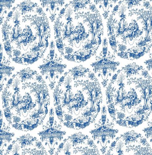 Casa De Muñecas Wallpaper 1//12th 1//24th Escala Azul De Papel De Calidad # 180