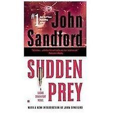 A Prey Novel: Sudden Prey 8 by John Sandford (2012, Paperback)