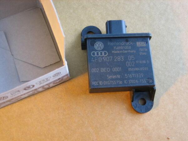 Bescheiden Audi A6 Q7 Rs6 Vw Touareg Phaeton Tyre Pressure Monitoring Sender 4f0907283 New