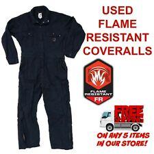Flame Resistant Fr Used Coveralls Cintas Redkap Unifirst Gampk