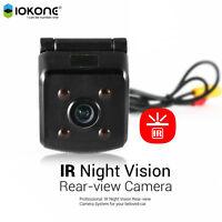 Universal Waterproof Car Rear View Camera Ir Night Vision Backup Parking Cameras