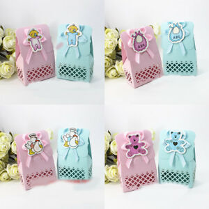 12pcs Baby Shower Favours Candy Box