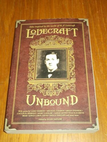 1 of 1 - Lovecraft Unbound by Michael Chabon (Paperback)< 9781595821461
