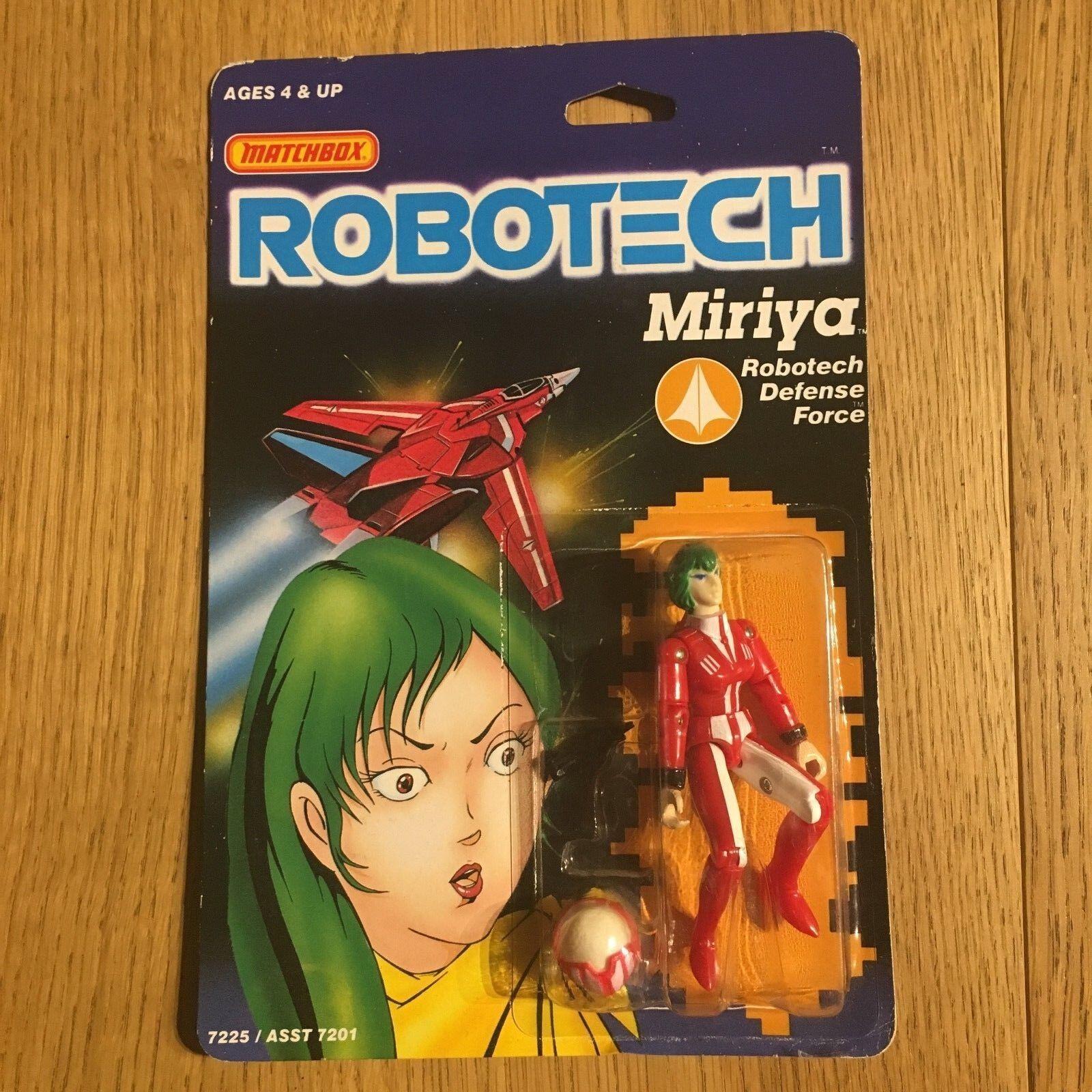 Matchbox  Robotech Miriya Vintage