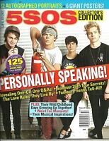 Life Story Five 5 Seconds of Summer 5SOS Collector's Edition 2015 NEW
