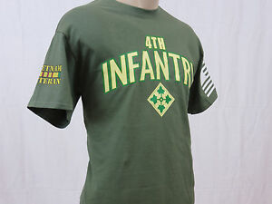 4th-Infantry-Division-Vietnam-Veteran-T-shirt