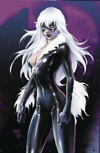 BLACK-CAT-2-MICHAEL-TURNER-Exclusive-Limited-VIRGIN-Ltd-1000-NM-IN-HAND