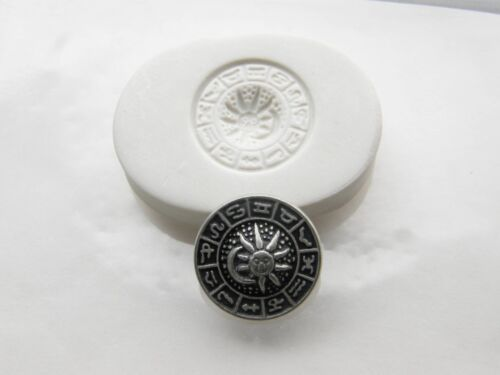 Zodiac Sign Polymer Clay Mold #MD1040
