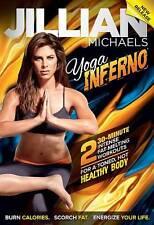 JILLIAN MICHAELS: YOGA INFERNO (NEW DVD)