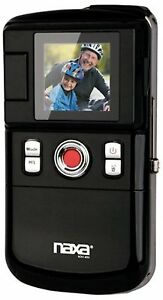 NEW NAXA NDC-400 1.44 IN. FLICK MINI DIGITAL VIDEO CAMCORDER