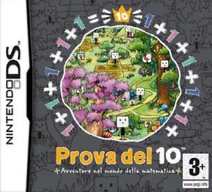Prova-Del-10-Avventure-Mondo-Matematica-Nintendo-DS-NINTENDO
