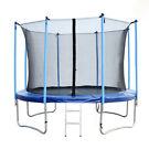 BestMassage 14FT Round Trampoline with Enclosure