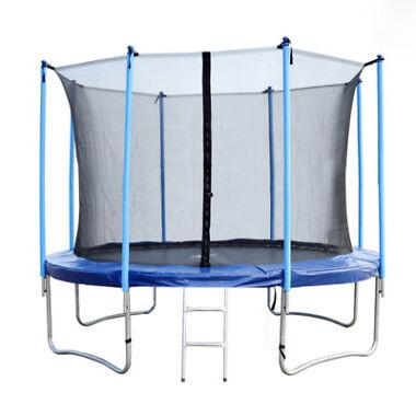 BestMassage 14FT Round Trampoline with Enclosure