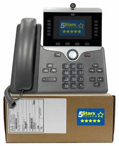 Cisco 8865 IP Phone w/Multiplatform Firmware (CP-8865-3PCC-K9=) Brand New