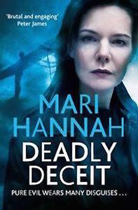 Mari-Hannah-Deadly-Deceit-Tout-Neuf-Livraison-Gratuite-Ru