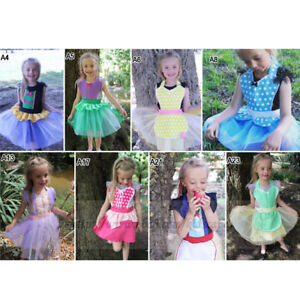 Kids-Girls-Costume-Princess-Cosplay-Party-Princess-Outfit-Halloween-Fancy-Dress