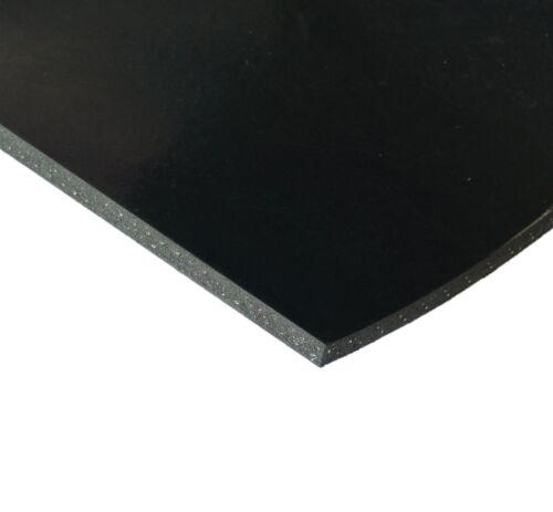 2000x40x5mmAuflage Gummiauflage Platte Gummistreifen mit GewebeGröße