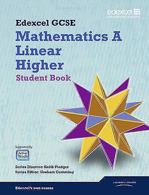 1 of 1 - GCSE Mathematics Edexcel 2010: Spec A Higher Student Book by Joe Petran