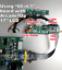 """Arcade1Up M167XGBN30-01A 16.7/"""" LCD Video Converter HDMI VGA for NEW Partycade"""