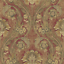 Victorian-Floral-Damask-Wallpaper-in-Burgundy-Gold-Bronze-in-the-Arts-Crafts thumbnail 2