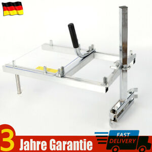 Für 14/'/'-36/'/' Kettensägen Holz Mobil Sägewerk für Sägehilfe Blockbandsäge