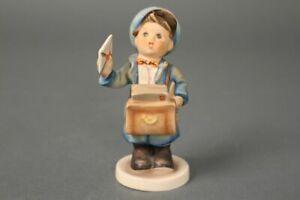 Goebel-Figurine-Hum-119-Eilbote-Facteur-Postman-Facteur-Deuxieme-Choix