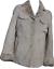 pour manchette avec clair et en Sherpa Espirit femme marron Veste en cuir col tg8XX0
