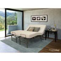 Adjustable Electric Remote Lift Bed Frame Foundation Base Queen Full Twin Twn Xl