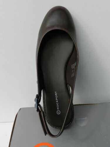 Ballerines 38 Espadrilles Femme Chaussures Uk5 Sandales Ella Slingback Rockport qXw1fxPtv