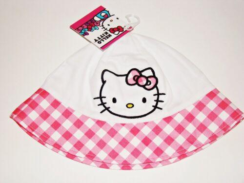 Baby Sun Hat Hello Kitty Peppa Pig Paw Patrol Bucket Hat NEW