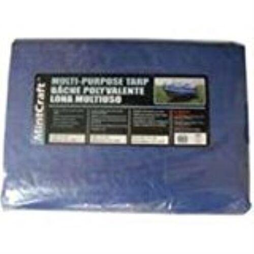 Mintcraft 16X20 Medium Duty bluee Tarp T1620BB90