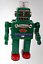 TIN-TOY-SMOKING-SPACEMAN-BATTERY-OPERATED-ROBOT-RETRO thumbnail 8