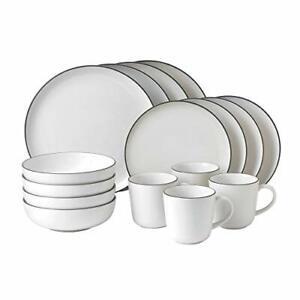 Gordon Ramsay Bread Street 16 Pc Dinnerware Set