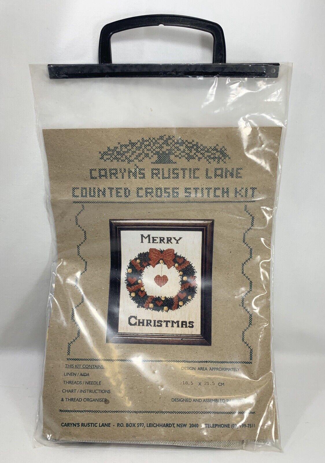 Arthur Rackham/'s Father Christmas Santa Claus 761 Counted Cross Stitch Pattern
