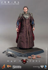Hot Toys DC Superman Man of Steel Jor-El Sixth Scale Collectible Figure New
