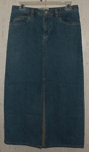 Fashion2Love Women s Juniors Long Light Denim Slit Maxi Skirt. Sold by Fashion2love. $ Laura Scott Women's Jean Skirt (2) Sold by Sears. $ $ Roebuck & Co. Women's Button-Front Denim Skirt. Sold by Sears. $ $ Tahari ASL Women's Denim Skirt Suit. Sold by Rennde.