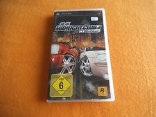 Midnight Club 3 Dub Edition Sony PSP