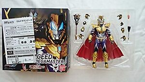 Bandai S.H.Figuarts SHF Ultraman Geed Royal Megamaster Action Figure Brand New!!