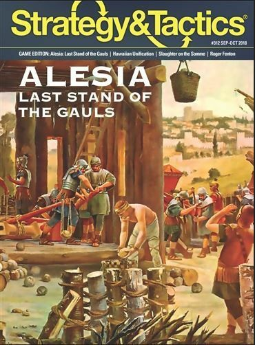 Strategy & Taktik  312 Sep-Okt 2018  Alesia Last Stand of the Gallier New