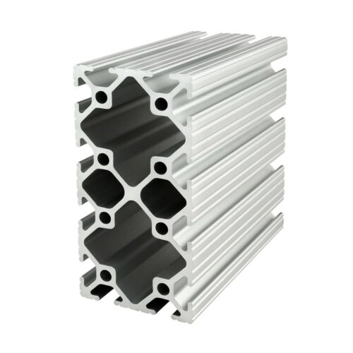 "80//20 Inc 10 Series 2"" x 4"" Aluminum Extrusion #2040 x 14/"" Long N"
