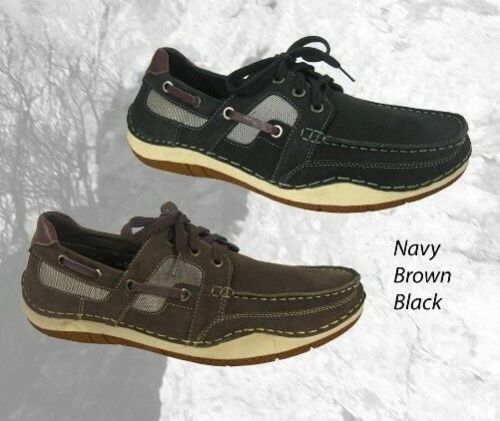 HELMSMAN DECK SHOES LACE UP CASUAL SHOES TRAINERS  FREE POST  BNIB