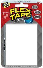 Flex Seal Flex Tape Strong Rubberized Waterproof Tape White 2 3x 4 Pcs Fs