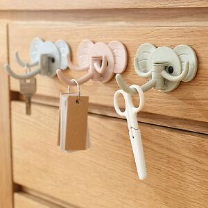 Holder-Wall-Shelf-Rack-Hook-Home-Storage-Organizer-Bathroom-Kitchen-AccessoryDRF