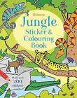 Jungle Sticker and Colouring Book by Alice Primmer (Paperback, 2015)