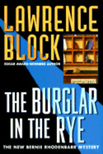 The Burglar in the Rye by Lawrence Block (1999, Hardcover)