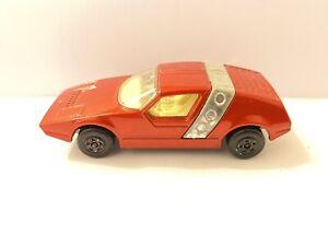 Matchbox-Superfast-Lesney-Diecast-Siva-Spyder-Car-in-Metallic-Red-No-41-1972-87