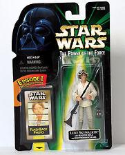 Kenner® Star Wars, Actionfigur, Luke Skywalker 84036, The Power of Force, OVP