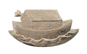 Noah's Ark Nickel-Plated Symbol For Orange Order Collarette